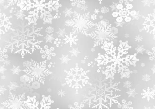 snowflakes-paper-background-silver - Animal Shelter |White Snowflake Wallpaper