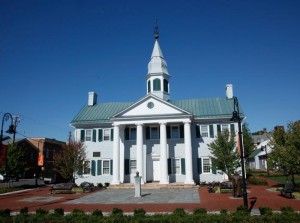 Shenandoah County Historic Courthouse