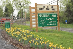 Natural Art and Garden Center