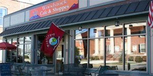 Woodstock Café and Shoppes