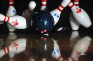 Shenandoah Bowling Lanes Duckpin Bowling