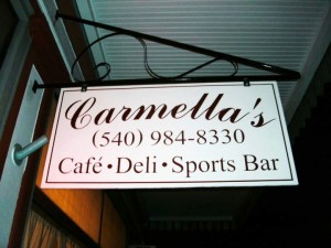 Carmella's Cafe, Deli, and Sports Bar