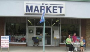 The Market in Woodstock