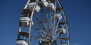 Ferris Wheel image at Shenandoah County Fair