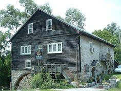The Old Mill Grill