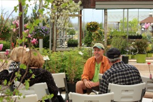 Woodstock Garden Cafe at Fort Valley Nursery