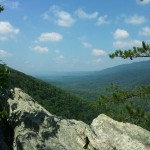 Strickler's Knob Hike View