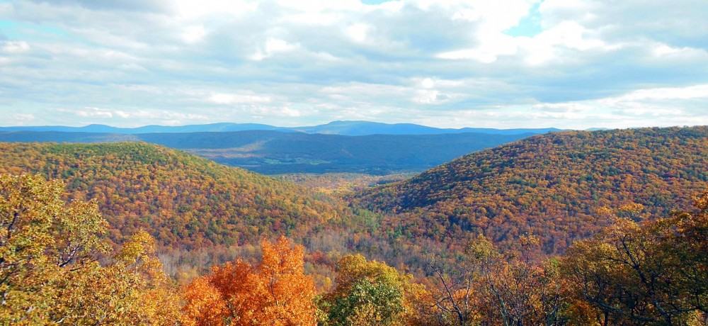 Autumn Mountains by Jesse Mueller