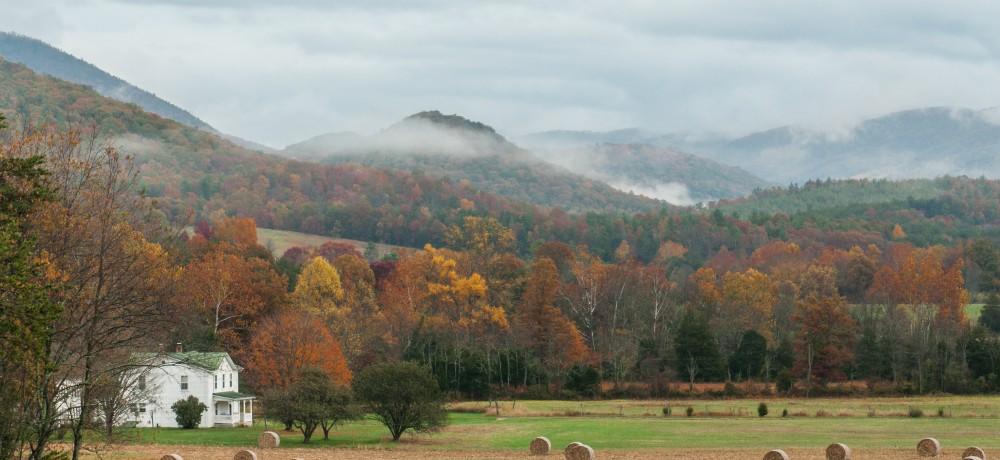 Fall in Shenandoah County